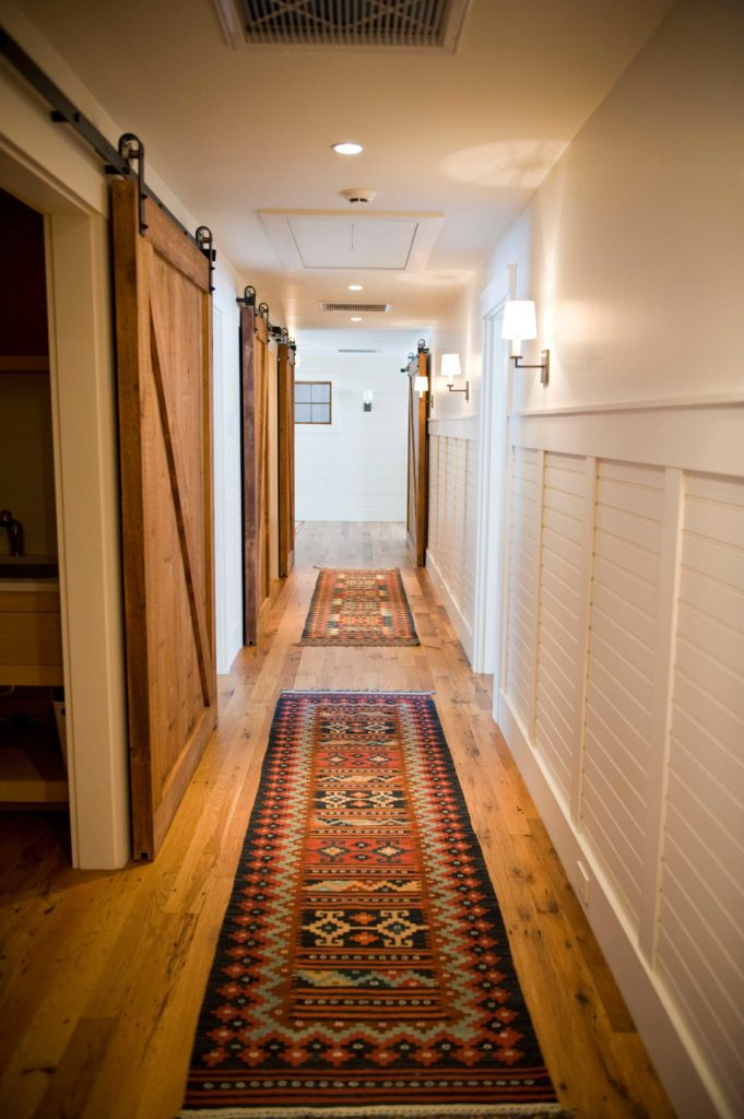 Reclaimed White Oak Flooring ~ Maine Private Residence