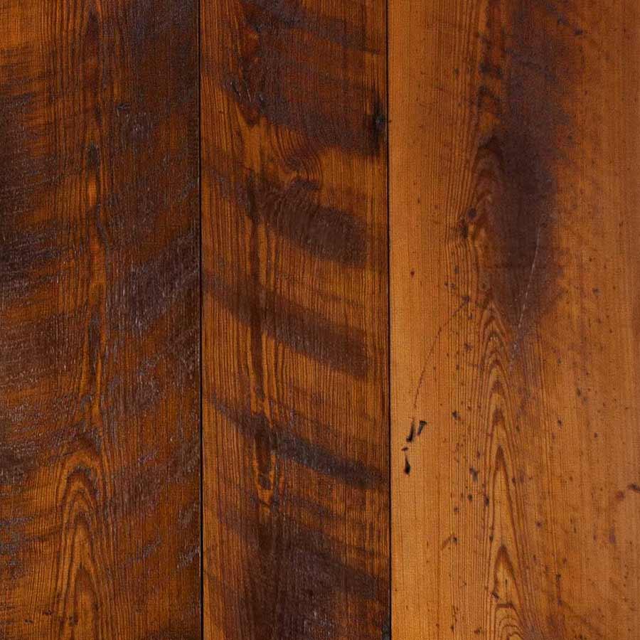 reclaimed repurposed antique salvaged skip planed heart pine flooring wood