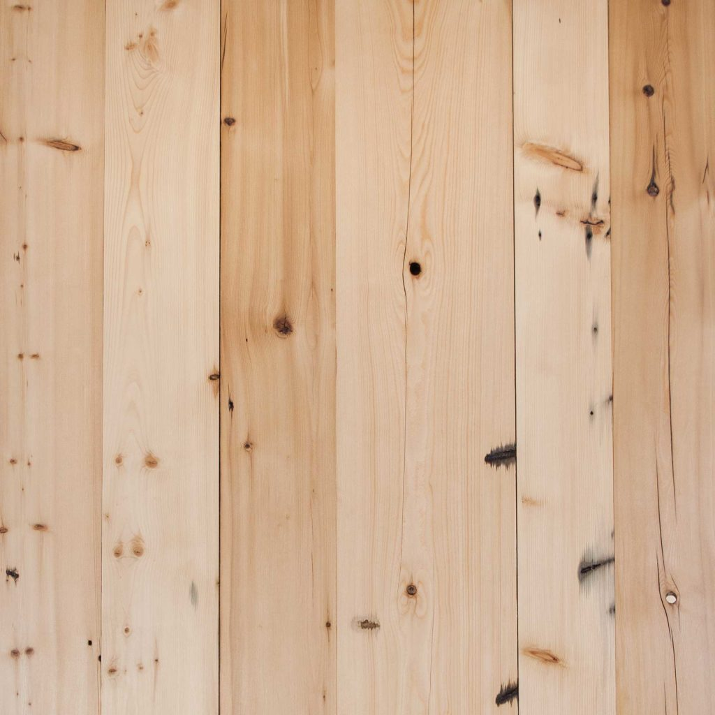 Reclaimed Sakvaged White Wood Flooring