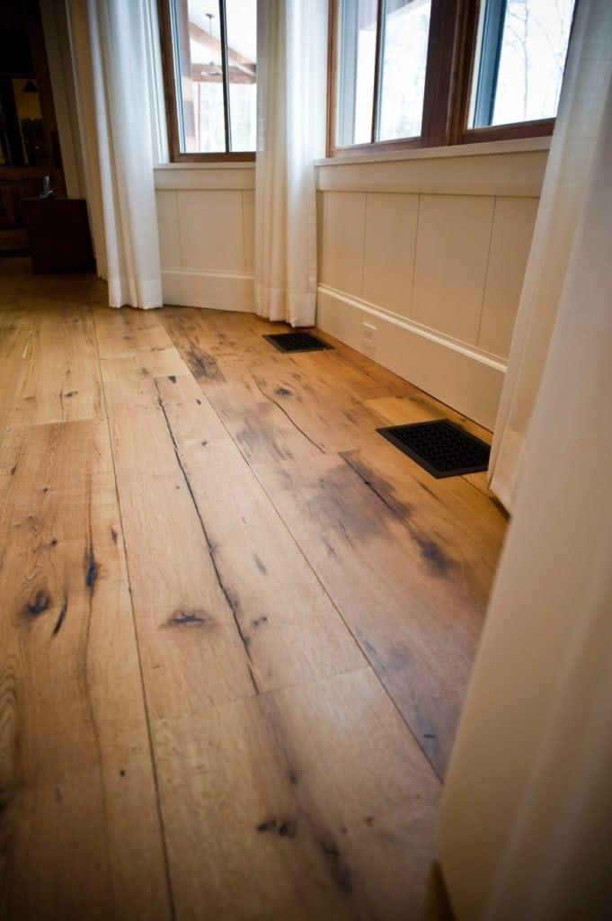 Antique Oak Flooring Longleaf Lumber