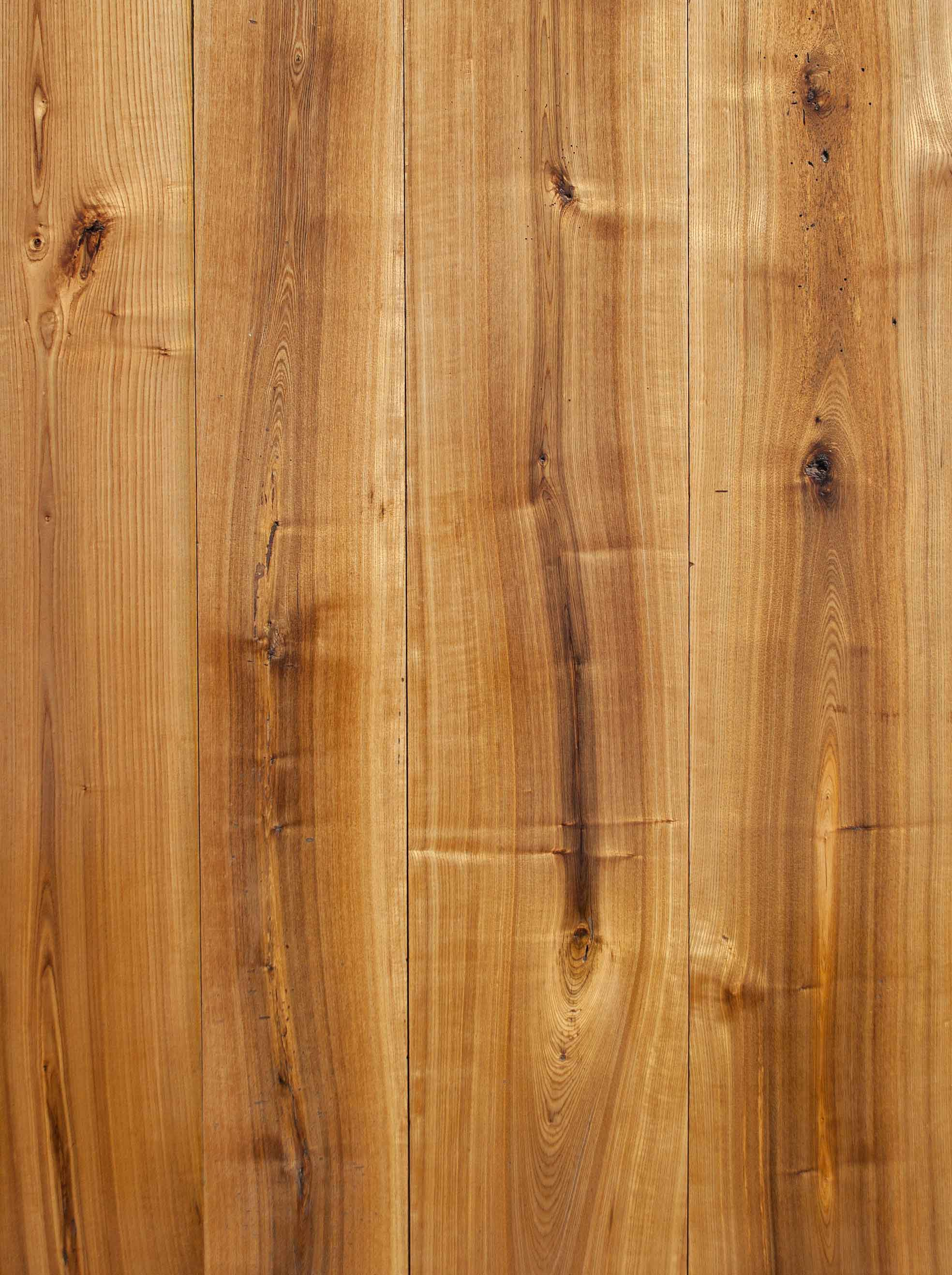 Reclaimed Black Ash Wood Flooring - Finished With Tung Oil