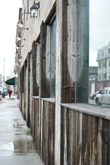 Reclaimed Barn Board Exterior Paneling