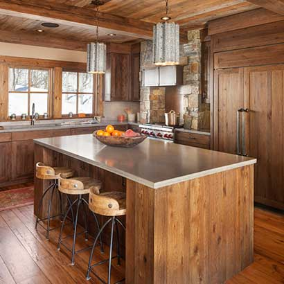Reclaimed White Oak Flooring and Paneling
