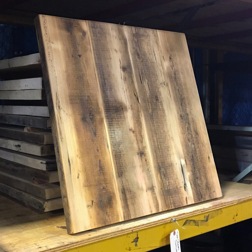 Reclaimed Mixed Softwoods Tops