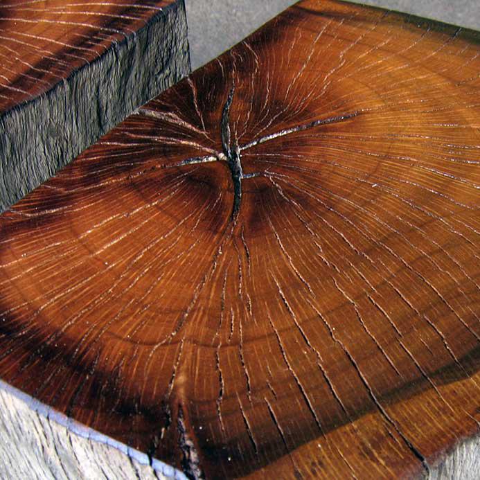 Longleaf Lumber Salvaged Southern Live Oak