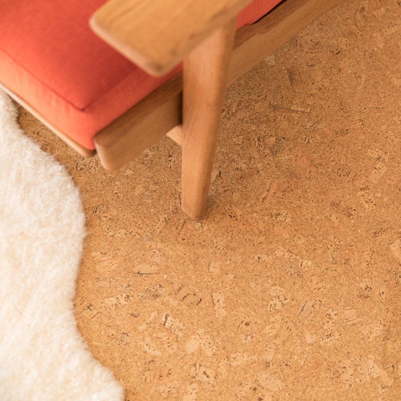 WE Cork Eco-Series Floating Floor - Natural